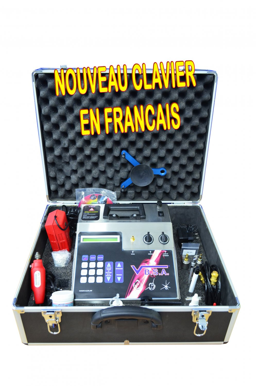 582a08a5b6238 Kit de réparation pare-brise - Injection automatisée