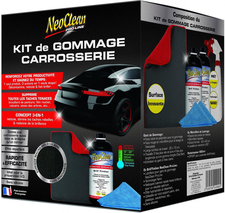 kit de gommage carrosserie neoclean pro line prix de l 39 quipement de l 39 ann e. Black Bedroom Furniture Sets. Home Design Ideas
